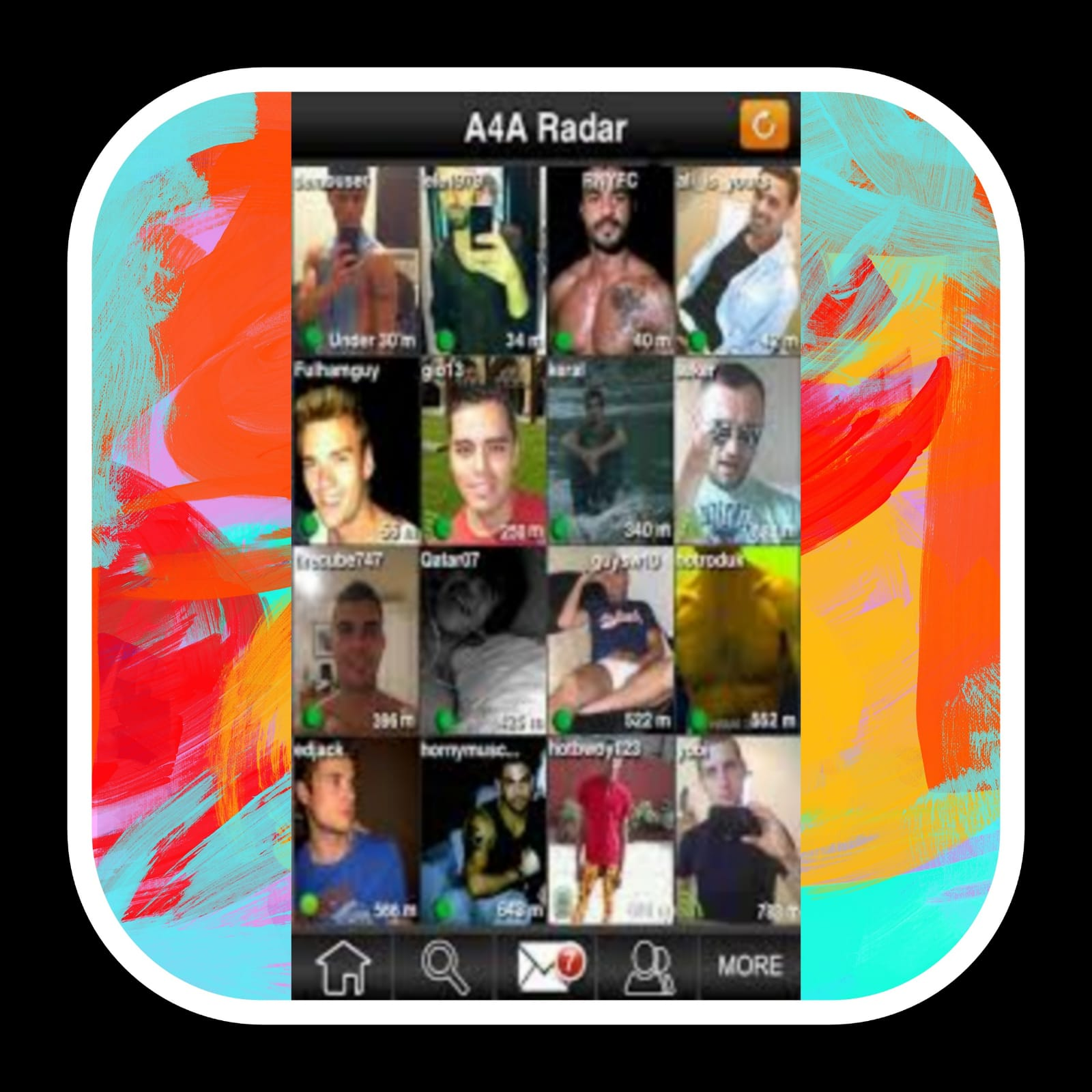 Adam4Adam APK – Gay Chat and Dating App v4.6.2.8 Download 1