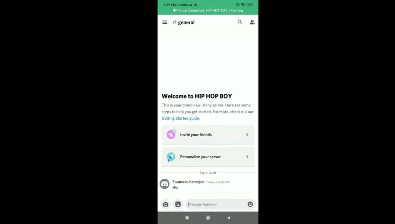 Discord APK – Talk, Video Chat & Hang Out with Friends App – 2021 1