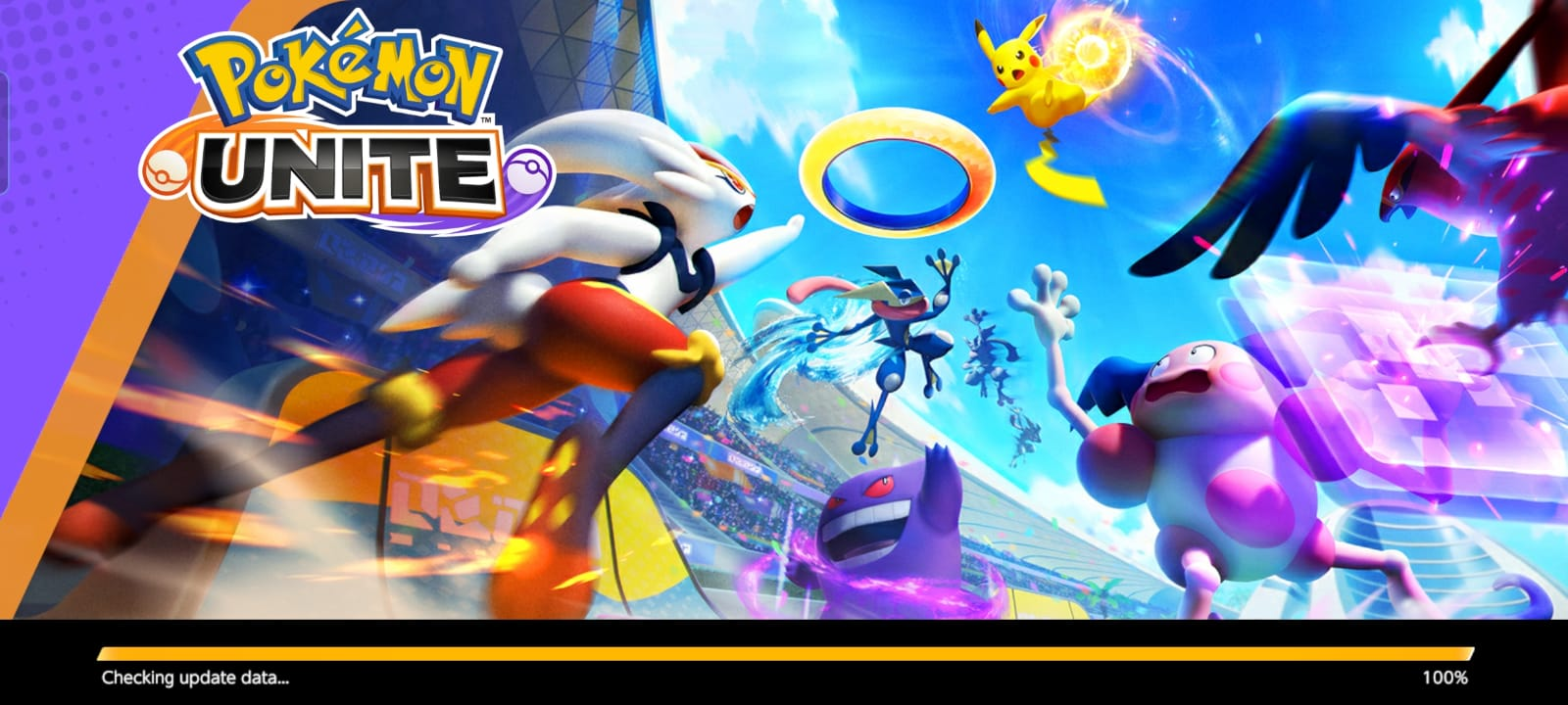 Pokémon UNITE APK v1.2.1.2 and OBB download for Android 4