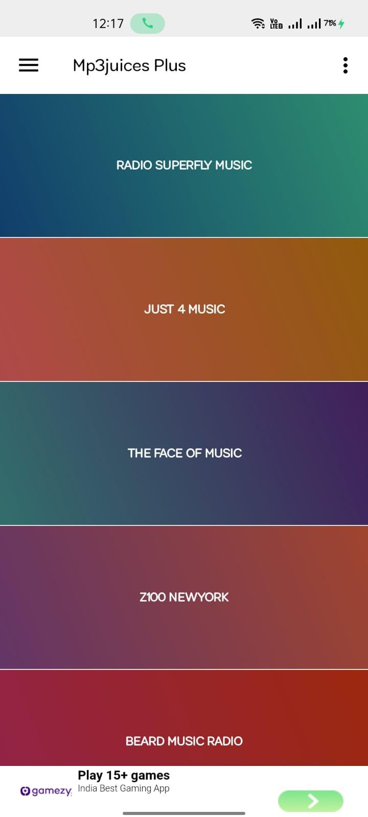 MP3Juice APK v1.0 – Free MP3 Juices Downloader 3